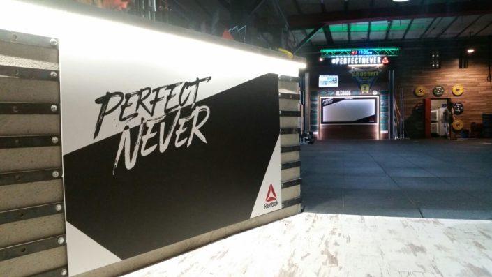 Reebok #PerfectNever