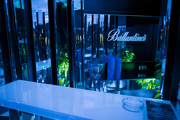 Ballantines BoilerRoom