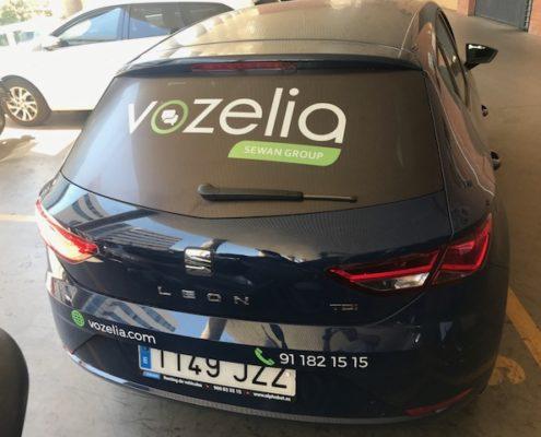 Rotulación Vehículos Turismos