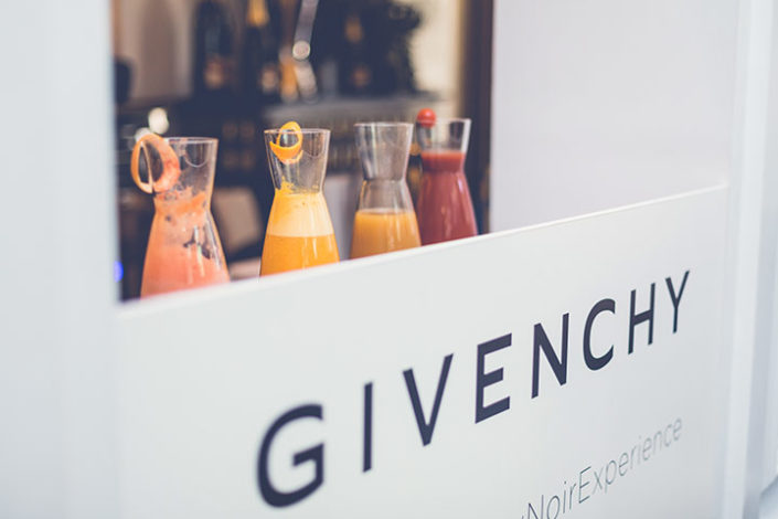 Givenchy #NoirExperience