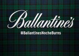 Ballantines #NocheBurns