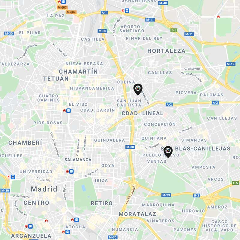 Rotulos en Madrid